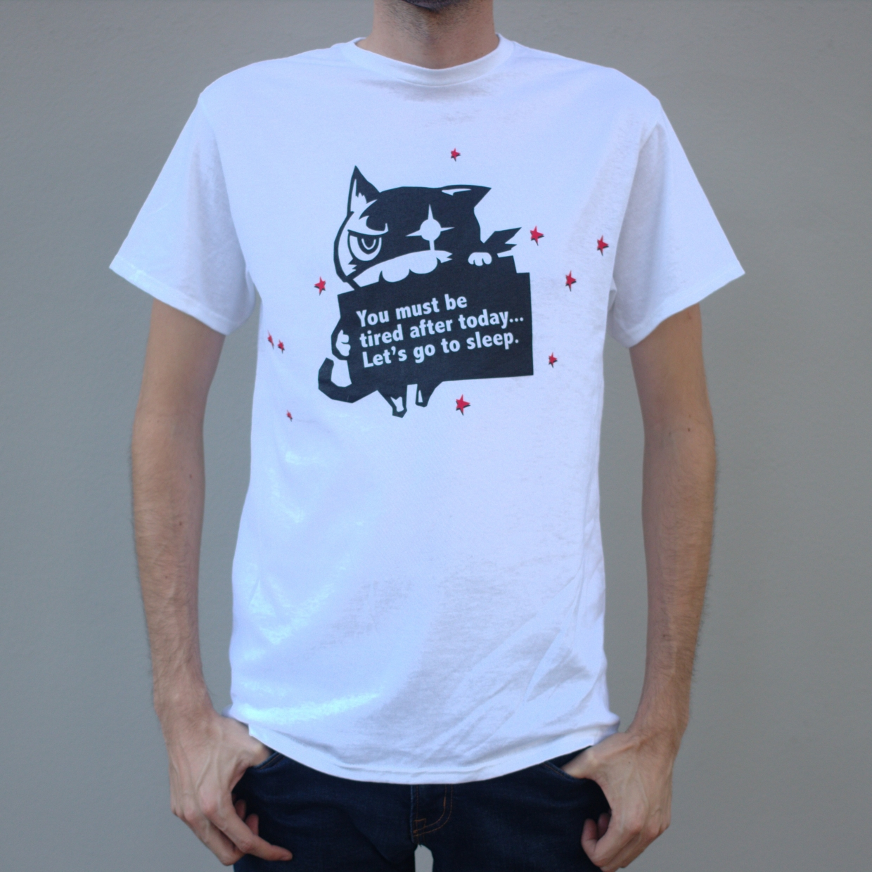 Morgana Go to Sleep Shirt M