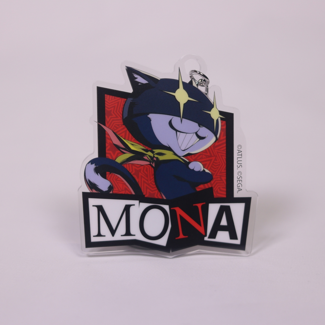 Full Attack Bust - Mona
