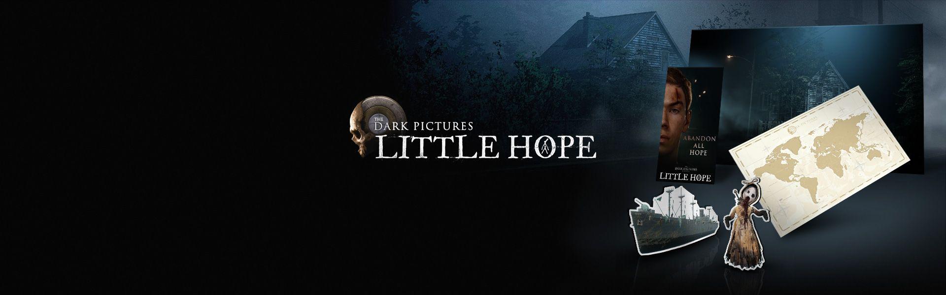 New Little Hope rewards!