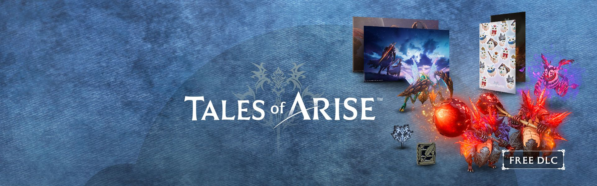 Tales of Arise is out now!