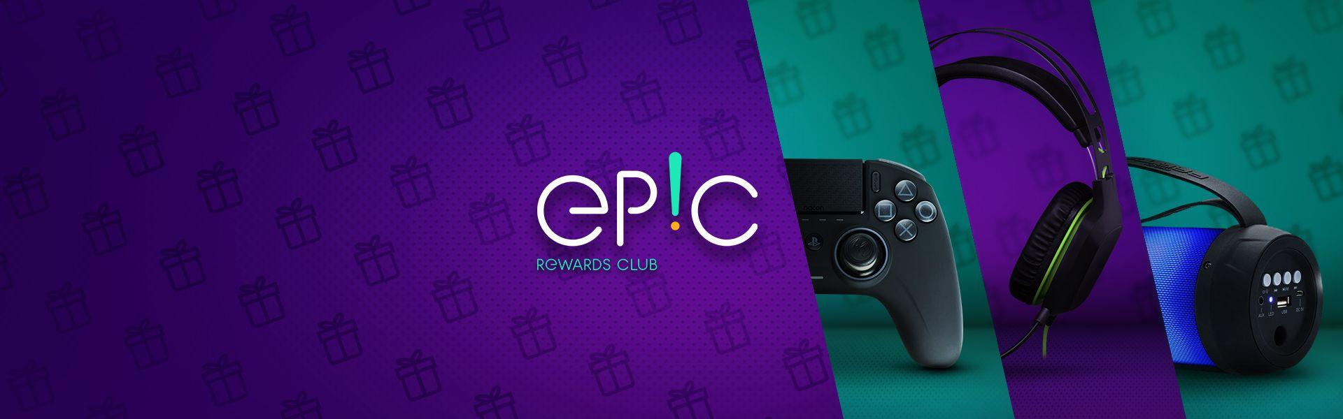 Step up your gamer set-up!