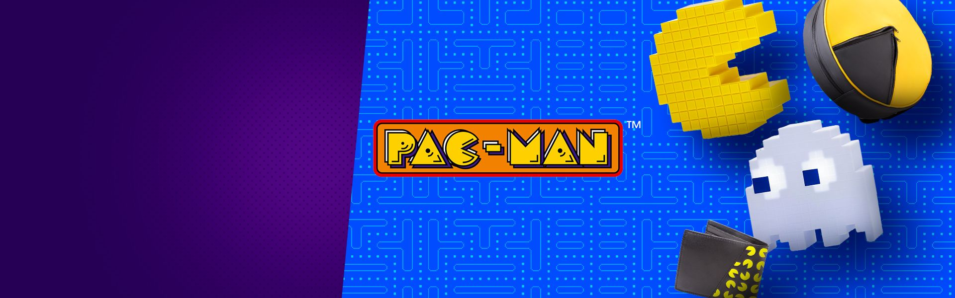 Pac-Man all the way!