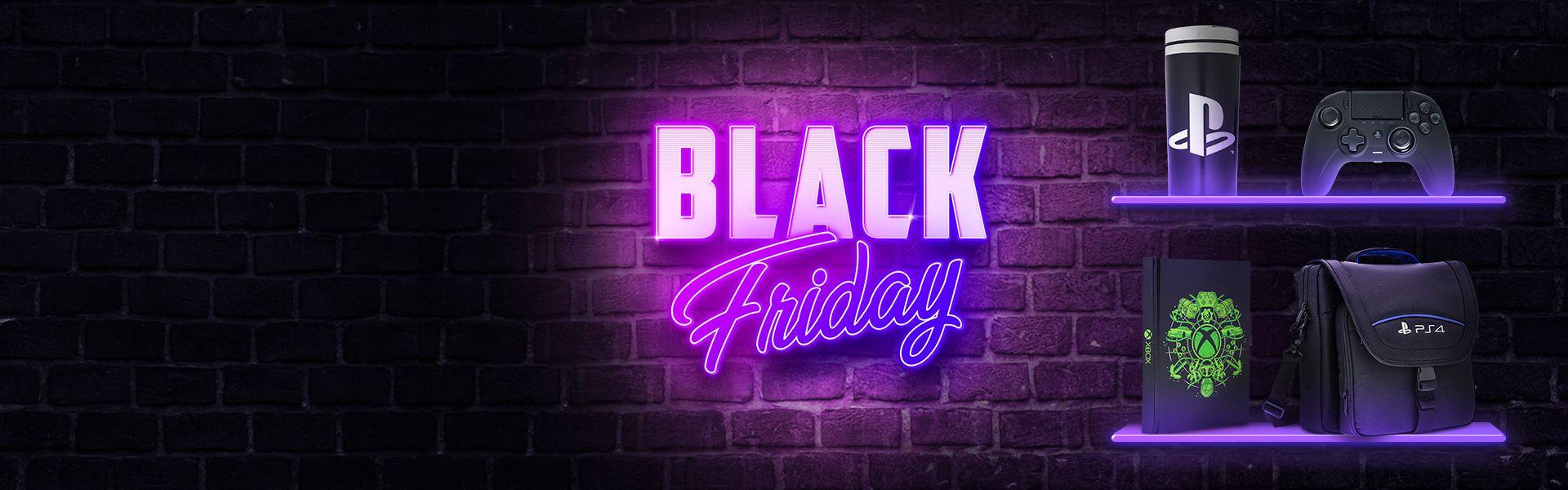 Black Friday deals on console rewards!