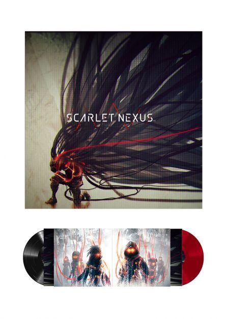 SCARLET NEXUS - Vinilo oficial