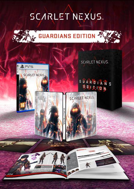 SCARLET NEXUS - Guardians Edition [PS5]