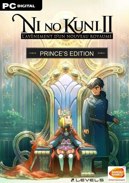 NI NO KUNI II : L'AVÈNEMENT D'UN NOUVEAU ROYAUME - PRINCE'S EDITION [PC Download]