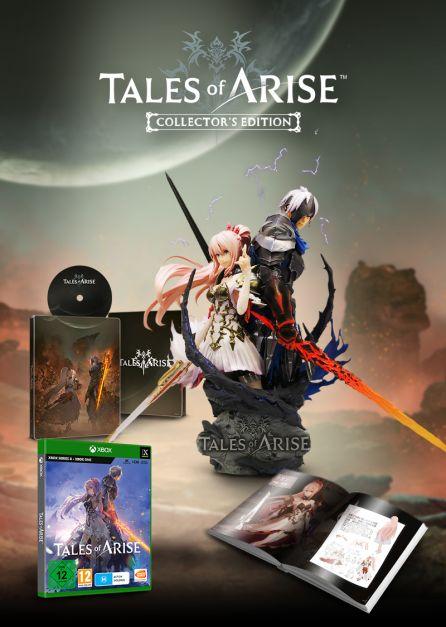 TALES OF ARISE - Edición de Coleccionista [XBOX ONE / XBX]