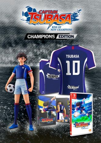 CAPTAIN TSUBASA - Champions Edition - Official jersey [SWITCH]