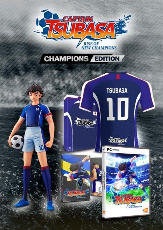 CAPTAIN TSUBASA - Édition Champion - Maillot officiel [PC]