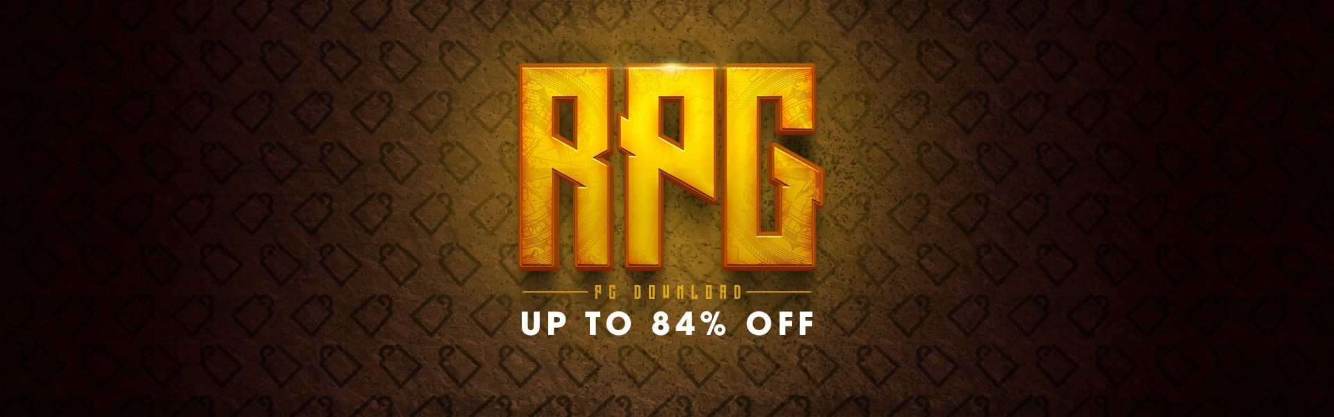 RPG Sale : Up to -84%