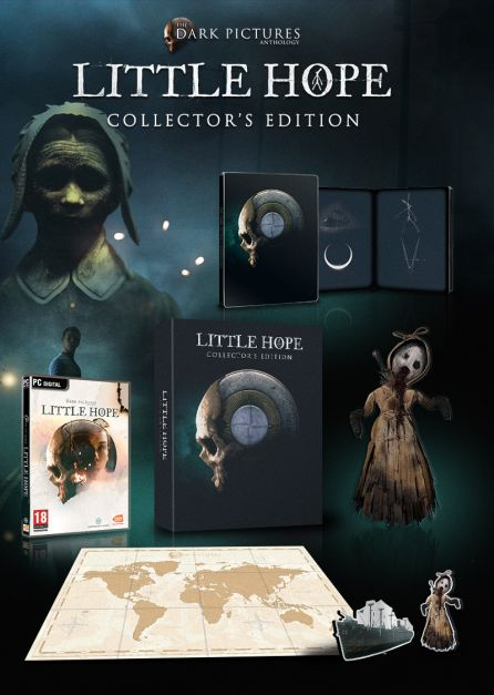 THE DARK PICTURES: LITTLE HOPE  - Édition Collector [PC]
