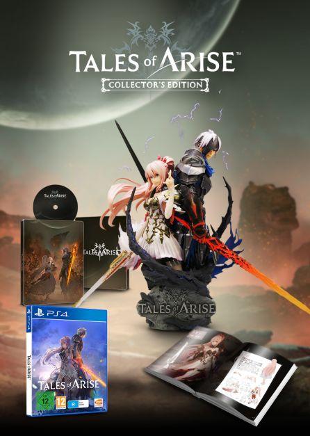 TALES OF ARISE - Edición de Coleccionista [PS4]