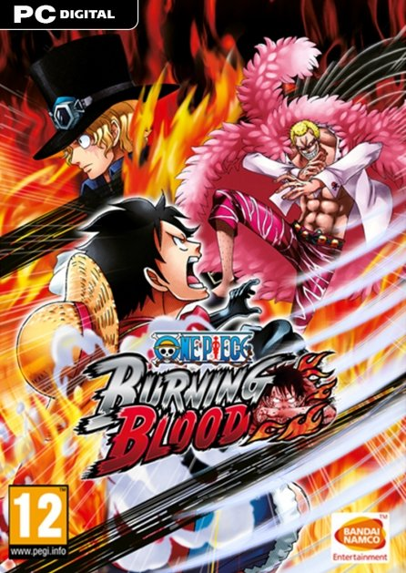ONE PIECE: BURNING BLOOD [PC Download]
