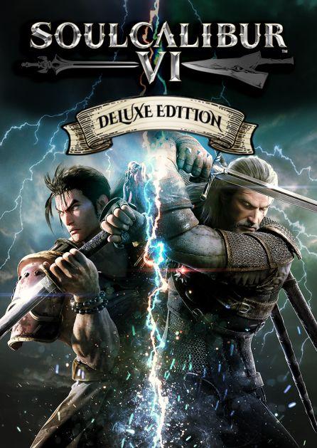 SOULCALIBUR VI - Deluxe Edition [PC Download]