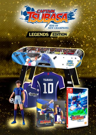 CAPTAIN TSUBASA – Édition Légende - Maillot officiel [SWITCH]