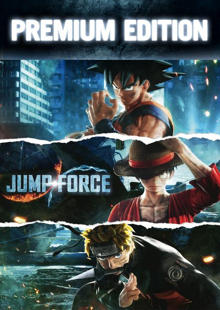 JUMP FORCE - PREMIUM EDITION [PC]