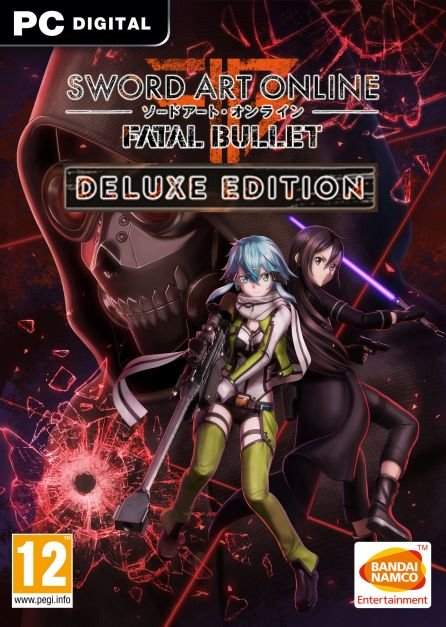 SWORD ART ONLINE: FATAL BULLET - Deluxe Edition [PC Download]