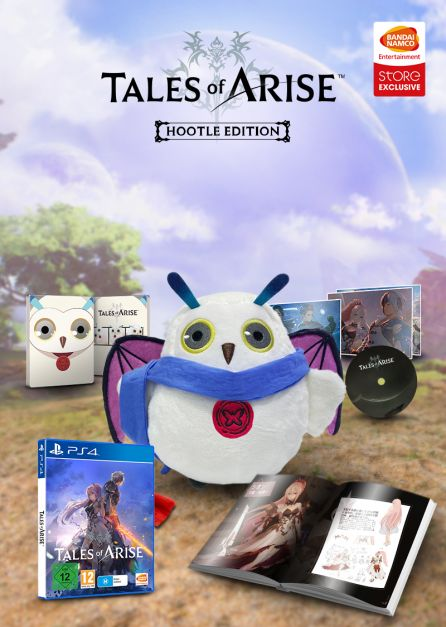 TALES OF ARISE - Hootle Edition [PS4]