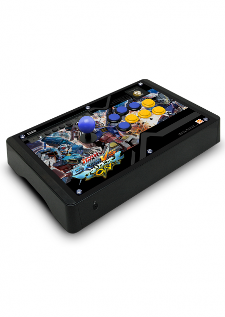 MOBILE SUIT GUNDAM EXTREME VS. MAXIBOOST ON Arcade Stick [PS4]