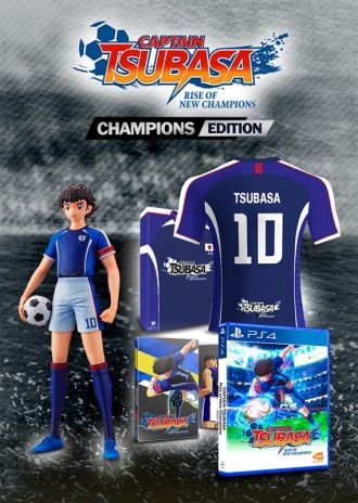 CAPTAIN TSUBASA - Champions Edition - Official jersey [PS4]