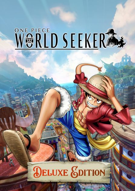ONE PIECE WORLD SEEKER - Édition Deluxe  [PC Download]