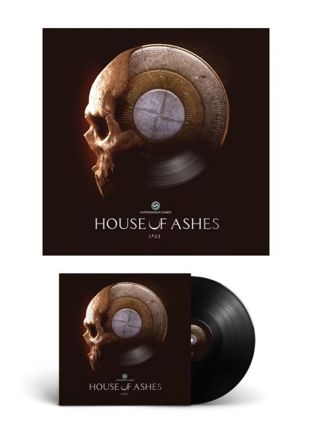 THE DARK PICTURES : HOUSE OF ASHES VINYL
