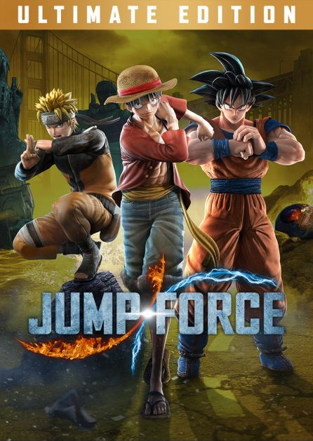JUMP FORCE - ULTIMATE EDITION [PC Download]