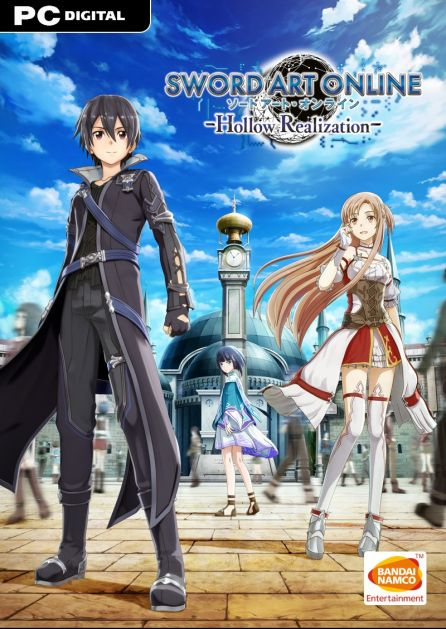 SWORD ART ONLINE: HOLLOW REALIZATION - Game of the Year Edition [PC Download]