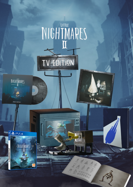 LITTLE NIGHTMARES II - TV-Edition [PS4]