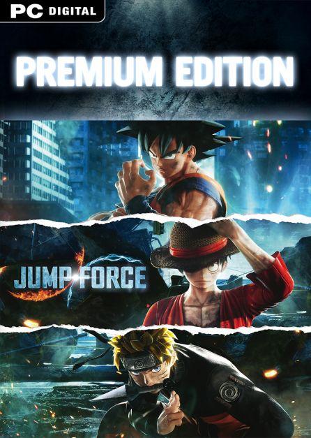 JUMP FORCE - PREMIUM EDITION [PC]