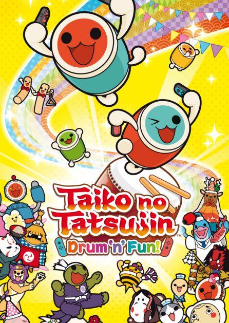 TAIKO NO TATSUJIN: DRUM'N'FUN! - Collector's Edition [SWITCH]