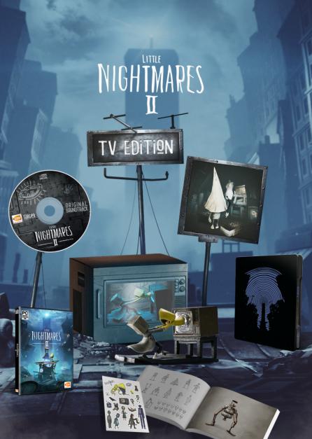 LITTLE NIGHTMARES II - Édition TV [PC]