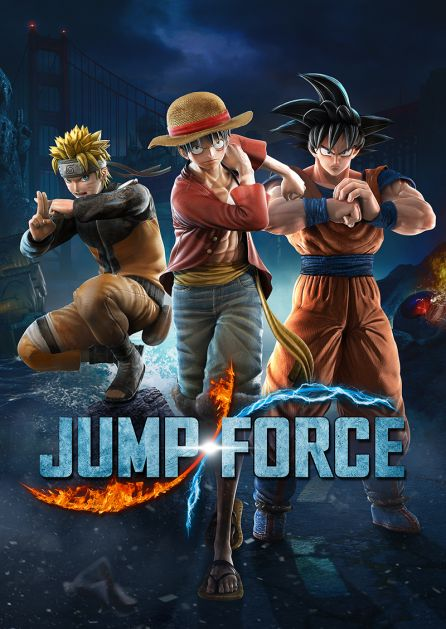 JUMP FORCE [PC Download]