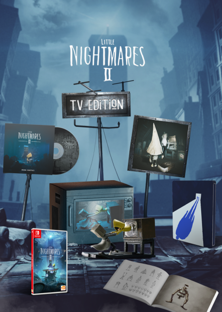 LITTLE NIGHTMARES II - Édition TV [SWITCH]