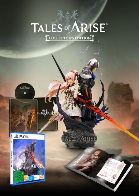 TALES OF ARISE - Édition Collector [PS5]