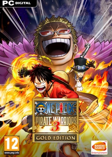 ONE PIECE PIRATE WARRIORS 3 - Gold Edition [PC Download]