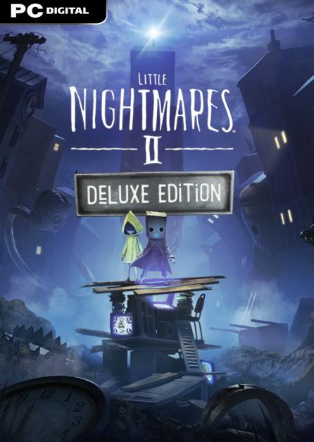LITTLE NIGHTMARES II - Edizione Deluxe  [PC Download]