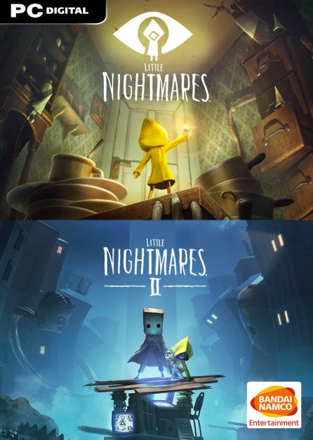 LITTLE NIGHTMARES I & II [PC Download]