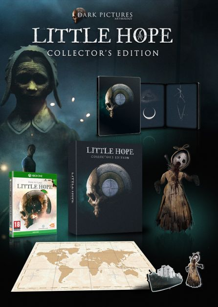 THE DARK PICTURES: LITTLE HOPE - Collector's Edition [XBXONE]