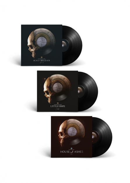 THE DARK PICTURES: ANTHOLOGY - The Vinyl Collection Bundle