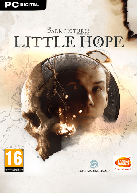 THE DARK PICTURES: LITTLE HOPE [PC Download]