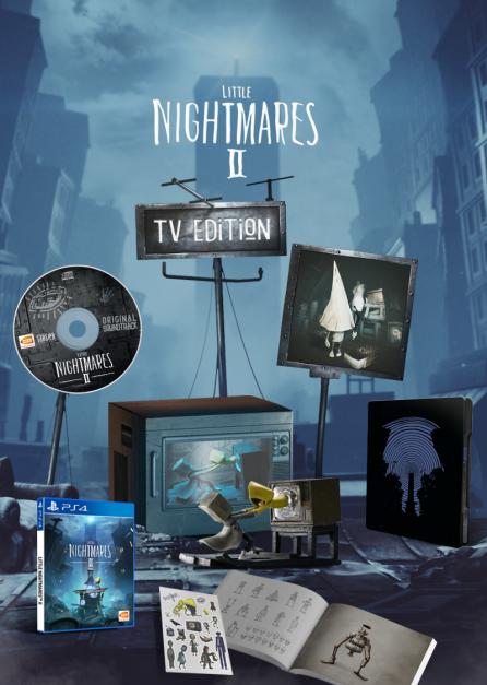 LITTLE NIGHTMARES II - Édition TV [PS4]