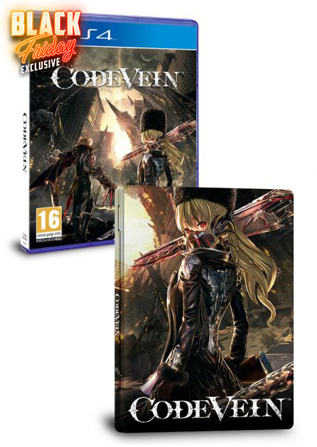 CODE VEIN - DAY 1 EDITION [PS4]