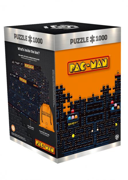 PAC-MAN: PUZZLE LABIRINTO CLASSICO 1000
