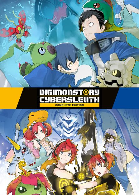 DIGIMON STORY CYBER SLEUTH: COMPLETE EDITION [PC Download]