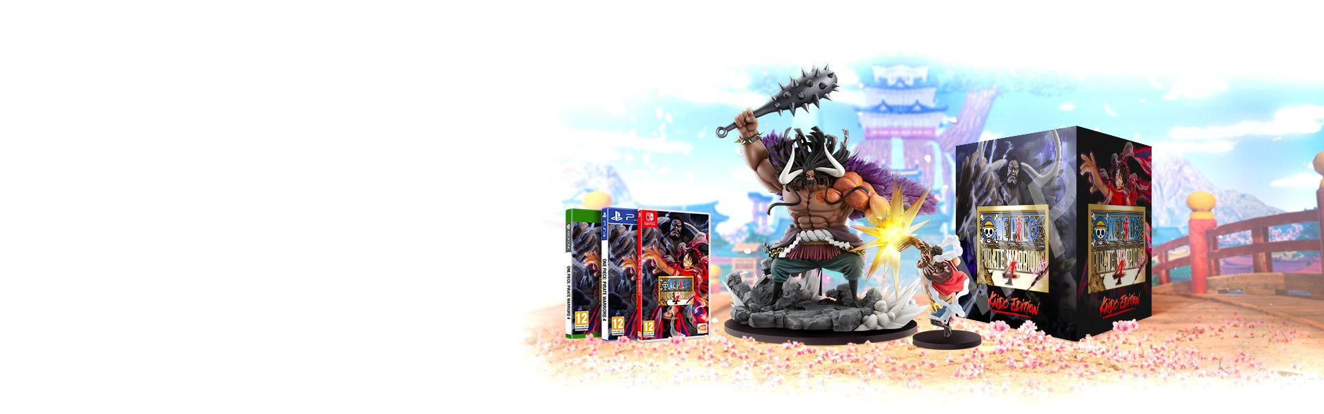 ONE PIECE: PIRATE WARRIORS 4 - Édition Collector