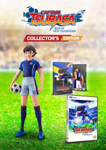 CAPTAIN TSUBASA - Collector's Edition [PC]