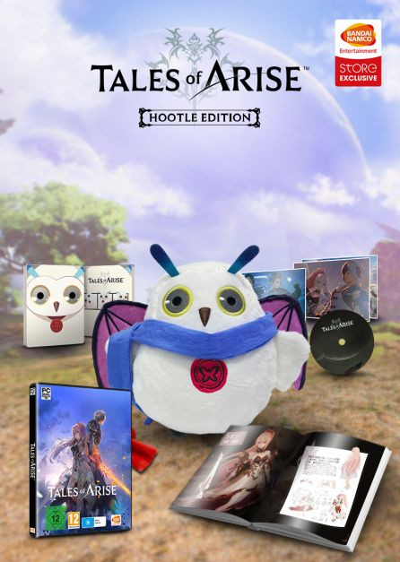 TALES OF ARISE - Hootle Edition [PC Download]