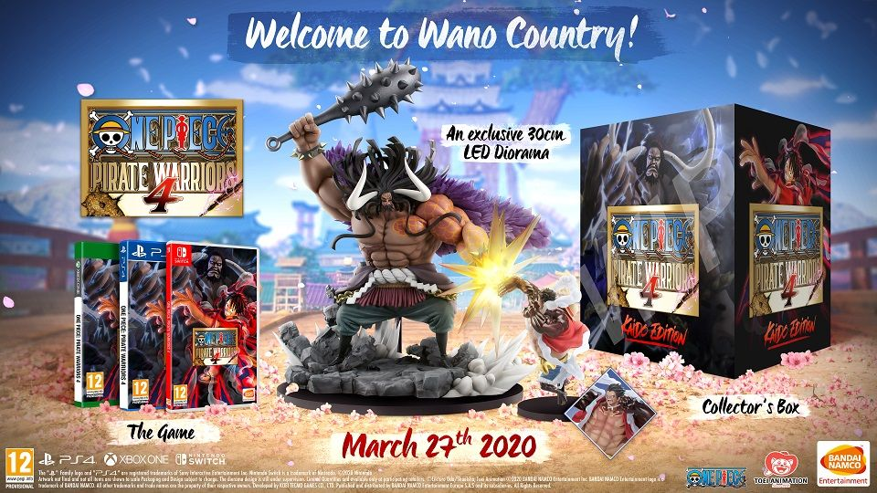 One Piece: Pirate Warriors 4 Kaido Edition