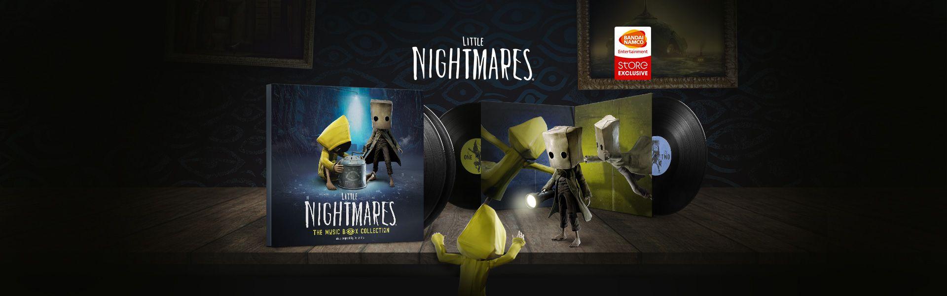 LITTLE NIGHTMARES I & II VINYL